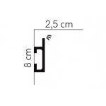 Taklist LED QL019