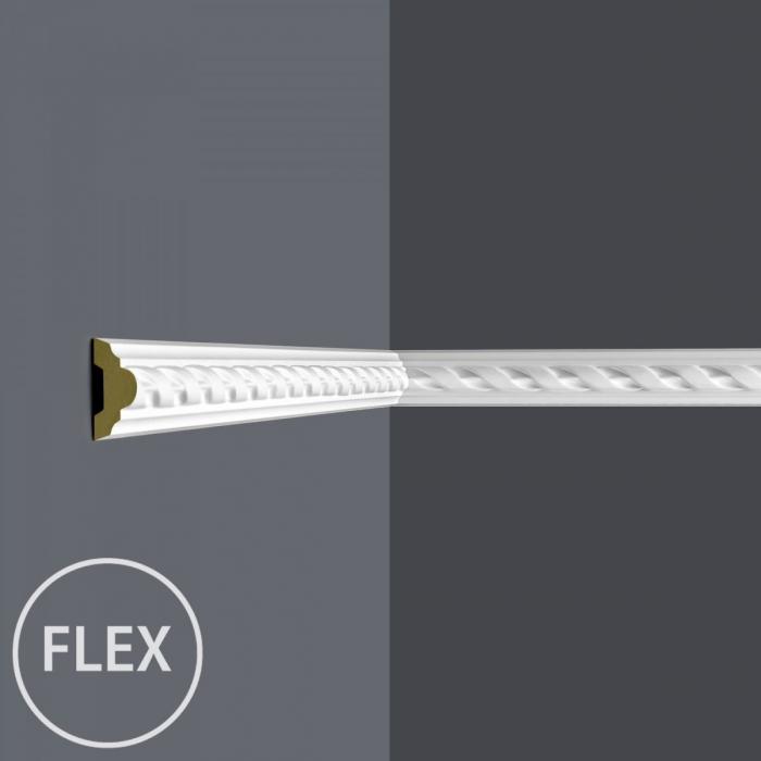 Vägglist Z325 Flex