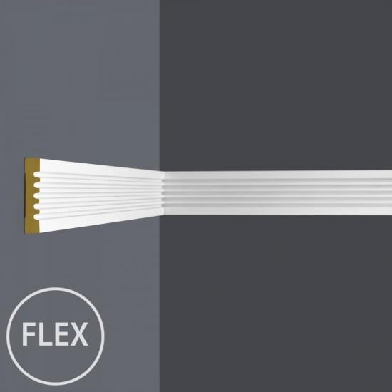 Vägglist Z328 Flex