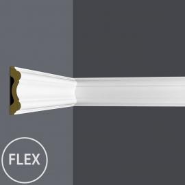 Vägglist Z304 Flex