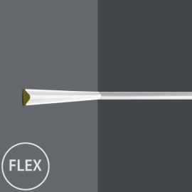 Vägglist Z351 Flex