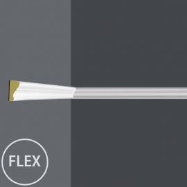 Vägglist Z349 Flex