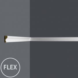 Vägglist Z347 Flex