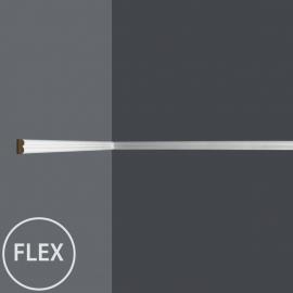 Vägglist Z345 Flex
