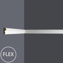 Vägglist Z344 Flex