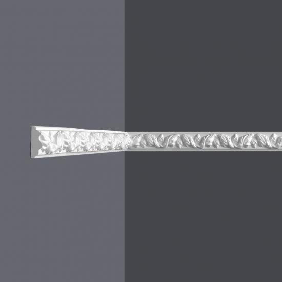 Vägglist frigolit L2
