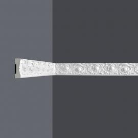 Vägglist frigolit L3