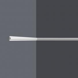 Vägglist frigolit L6