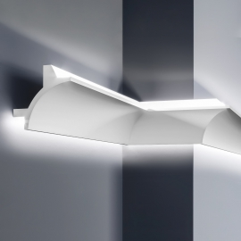 Taklist indirekt ljus KF706