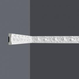 Provbit Vägglist frigolit L3